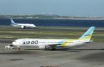 TKOさんが、羽田空港で撮影したAIR DO 767-33A/ERの航空フォト(写真)