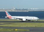 TKOさんが、羽田空港で撮影したアメリカン航空 777-319/ERの航空フォト(写真)