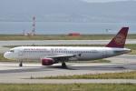 たっしーさんが、関西国際空港で撮影した吉祥航空 A320-214の航空フォト(写真)