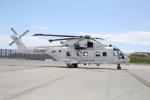 徳兵衛さんが、岩国空港で撮影した海上自衛隊 MCH-101の航空フォト(写真)