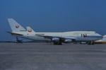 Fuseyaさんが、成田国際空港で撮影した日本航空 747-338の航空フォト(写真)