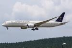 kinsanさんが、クアラルンプール国際空港で撮影したサウディア 787-9の航空フォト(写真)