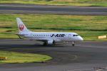 Jin Bergqiさんが、羽田空港で撮影したジェイ・エア ERJ-170-100 (ERJ-170STD)の航空フォト(写真)