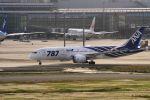 Jin Bergqiさんが、羽田空港で撮影した全日空 787-8 Dreamlinerの航空フォト(写真)
