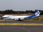 Mame @ TYOさんが、成田国際空港で撮影した日本貨物航空 747-4KZF/SCDの航空フォト(写真)