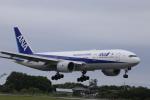 makochinさんが、高知空港で撮影した全日空 777-281の航空フォト(写真)