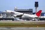 Koba UNITED®さんが、伊丹空港で撮影したジェイ・エア ERJ-170-100 (ERJ-170STD)の航空フォト(写真)