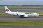 resocha747さんが、中部国際空港で撮影した日本航空 737-846の航空フォト(写真)