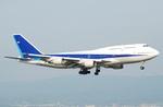 omi3さんが、関西国際空港で撮影した全日空 747-481(D)の航空フォト(写真)