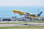 wildcookieさんが、函館空港で撮影した全日空 777-281/ERの航空フォト(写真)