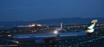 toyoquitoさんが、関西国際空港で撮影したキャセイパシフィック航空 A330-343Xの航空フォト(写真)