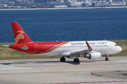 HEATHROWさんが、関西国際空港で撮影した深圳航空 A320-214の航空フォト(写真)