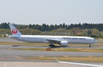 amagoさんが、成田国際空港で撮影した日本航空 777-346/ERの航空フォト(写真)