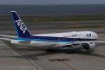 トリトンブルーSHIROさんが、羽田空港で撮影した全日空 777-281/ERの航空フォト(写真)