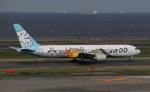 トリトンブルーSHIROさんが、羽田空港で撮影したAIR DO 767-381の航空フォト(写真)