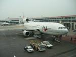J-bird8582さんが、ドンムアン空港で撮影した日本航空 DC-10-40の航空フォト(写真)
