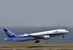 なないろさんが、羽田空港で撮影した全日空 777-281の航空フォト(写真)