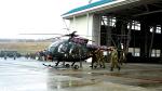 NIKKOREX Fさんが、相馬原駐屯地で撮影した陸上自衛隊 OH-6Dの航空フォト(写真)