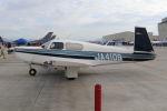 まんぼ しりうすさんが、岩国空港で撮影した日本法人所有 M20K 252TSEの航空フォト(写真)