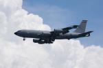 かずまっくすさんが、シンガポール・チャンギ国際空港で撮影したシンガポール空軍 KC-135R Stratotanker (717-148)の航空フォト(写真)