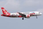 kinsanさんが、クアラルンプール国際空港で撮影したエアアジア A320-216の航空フォト(写真)