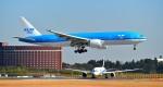 kamerajiijiさんが、成田国際空港で撮影したKLMオランダ航空 777-206/ERの航空フォト(写真)
