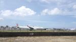 夏目月NatsumeTsukiさんが、高雄国際空港で撮影したキャセイドラゴン A330-342の航空フォト(写真)