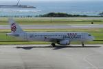 yabyanさんが、那覇空港で撮影した香港ドラゴン航空 A320-232の航空フォト(写真)