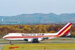 菊池 正人さんが、新千歳空港で撮影したカリッタ エア 747-212B(SF)の航空フォト(写真)
