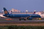 多楽さんが、成田国際空港で撮影したベトナム航空 A321-231の航空フォト(写真)