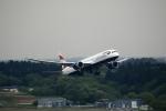 MOHICANさんが、成田国際空港で撮影したブリティッシュ・エアウェイズ 787-9の航空フォト(写真)
