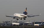 MOHICANさんが、成田国際空港で撮影したルフトハンザ・カーゴ MD-11Fの航空フォト(写真)