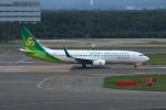 resocha747さんが、新千歳空港で撮影した春秋航空日本 737-81Dの航空フォト(写真)