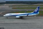 resocha747さんが、新千歳空港で撮影した全日空 737-881の航空フォト(写真)