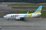 resocha747さんが、新千歳空港で撮影したAIR DO 737-781の航空フォト(写真)