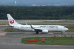 resocha747さんが、新千歳空港で撮影した日本航空 737-846の航空フォト(写真)