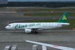 resocha747さんが、新千歳空港で撮影した春秋航空 A320-214の航空フォト(写真)