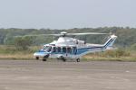ショウさんが、鹿屋航空基地で撮影した海上保安庁 AW139の航空フォト(写真)