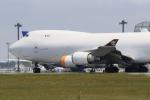 ☆ライダーさんが、成田国際空港で撮影したセンチュリオン・エアカーゴ 747-428F/ER/SCDの航空フォト(写真)