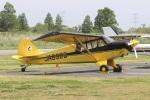 ショウさんが、大利根飛行場で撮影した日本モーターグライダークラブ A-1 Huskyの航空フォト(写真)