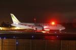 タナさんが、成田国際空港で撮影したエチオピア航空 787-8 Dreamlinerの航空フォト(写真)