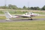 ショウさんが、大利根飛行場で撮影した日本モーターグライダークラブ G109Bの航空フォト(写真)