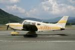 KAKOさんが、飛騨エアパークで撮影した日本個人所有 PA-28-181 Archer IIの航空フォト(写真)