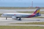 amagoさんが、関西国際空港で撮影したアシアナ航空 A320-232の航空フォト(写真)