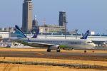 zero1さんが、成田国際空港で撮影したエアプサン A321-131の航空フォト(写真)
