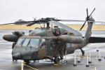 NIKKOREX Fさんが、相馬原駐屯地で撮影した陸上自衛隊 UH-60JAの航空フォト(写真)