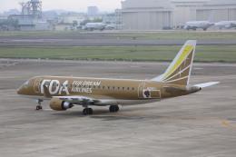 meijeanさんが、名古屋飛行場で撮影したフジドリームエアラインズ ERJ-170-200 (ERJ-175STD)の航空フォト(写真)