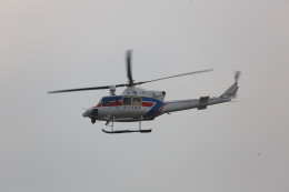 meijeanさんが、名古屋飛行場で撮影した国土交通省 地方整備局 412EPの航空フォト(写真)