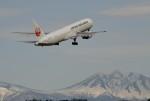 はれ747さんが、旭川空港で撮影した日本航空 767-346/ERの航空フォト(写真)