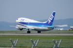 pringlesさんが、長崎空港で撮影したANAウイングス 737-5L9の航空フォト(写真)
